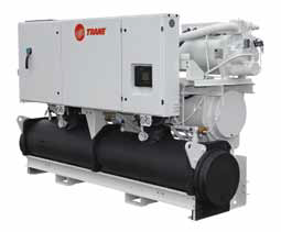 Trane varmepumper - water-to-water heat pump